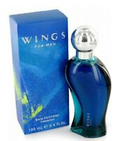 Wings Giorgio Beverly Hills Men 3.3 3.4 Oz 100 Ml Eau De Toilette Spray Boxed on sale