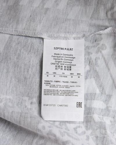 Hommes Emporio Blanc Shirt T Ea7 3zpt66pjl8z Armani 2117 Sweatshirt XqXa1x