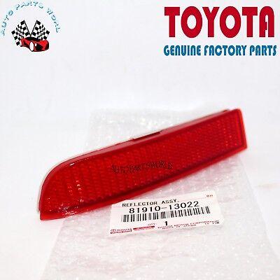 Genuine Toyota Parts 81910-13022 Passenger Side Rear Reflector