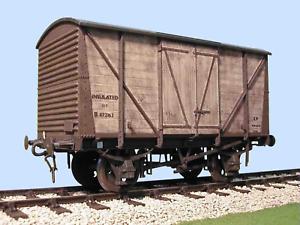 Slaters-7066-O-Gauge-BR-Insulated-Van-Kit
