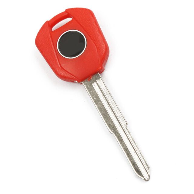 RED Blank Uncut Key For HONDA VFR800 ST1300 CB600 CBF600 CBR1000RR CBR250 VTEC