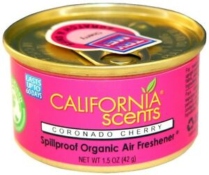 california scents coronado cherry air freshener u s a ebay. Black Bedroom Furniture Sets. Home Design Ideas