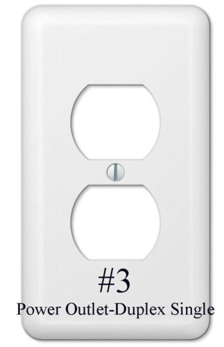 Cinderella Castle Toggle Rocker Switch Duplex Outlet Wall Cover Plate Home decor
