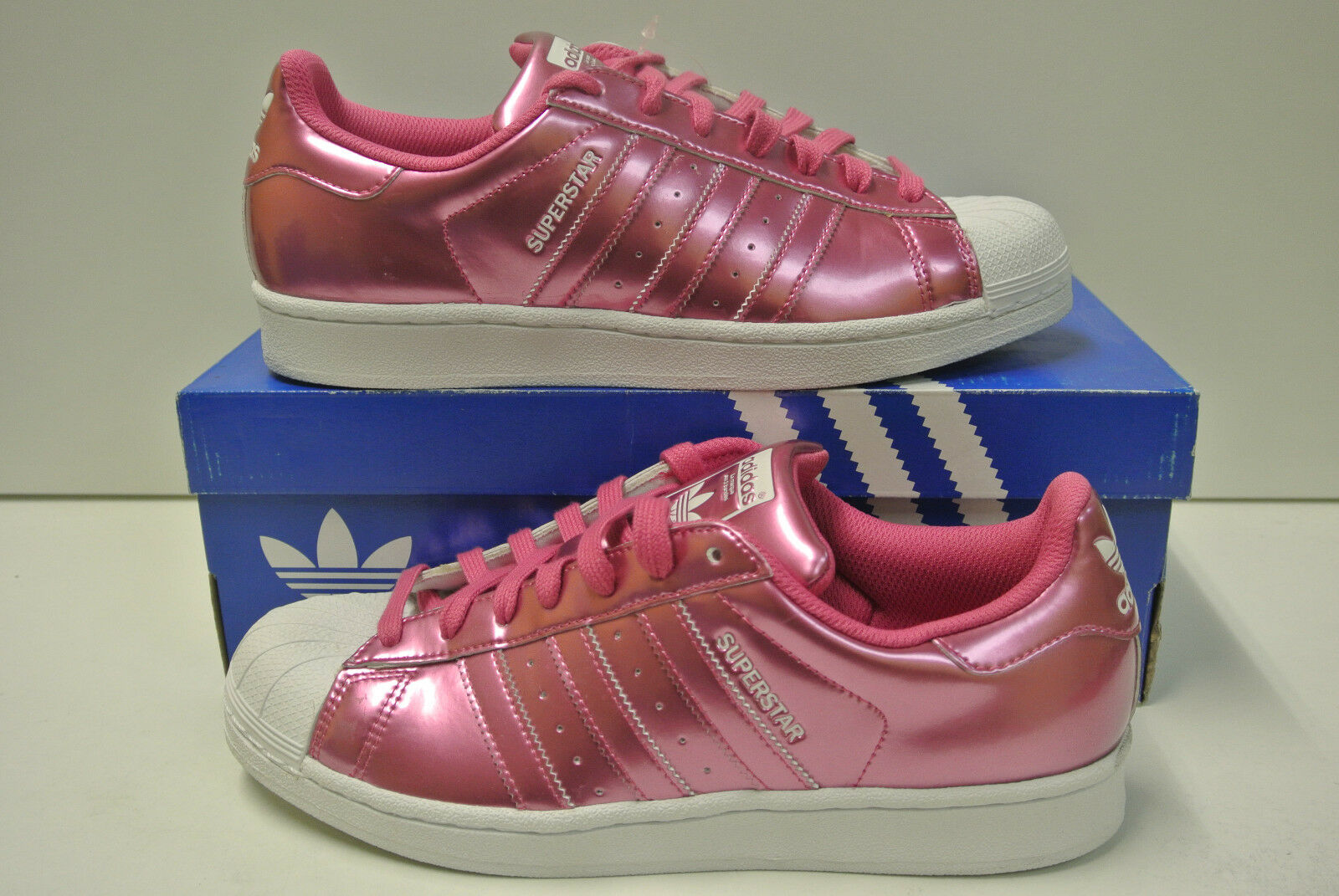 Adidas Superstar W Gr. Sélectionnable Neuf et Emballage D'Origine AQ2868