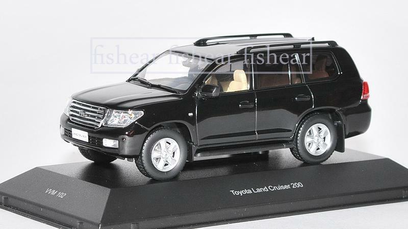 Toyota Land Cruiser 200 1 43 VVM J-COLLECTION