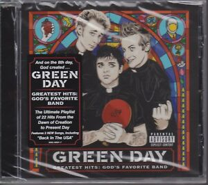 GREEN-DAY-Greatest-hits-God-039-s-favourite-band