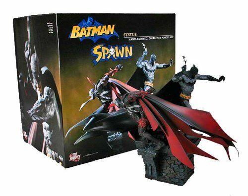 71919 Action Figure - Batman Spawn Statue Porcelain - McFarlane  818/1300