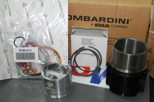 piston seal emery bands for 6LD360 NEW REGULAR WARRANT Lombardini kit cylinder