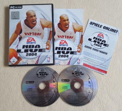 1 von 1 - NBA Live 2004 (PC, 2003, DVD-Box)