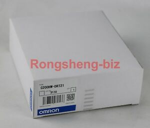 Omron-C200HW-DRT21-New-In-Box-RS8