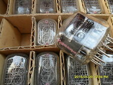 IN-12А NIXIE TUBE FOR CLOCK KIT USSR NOS  RARE TESTED NEW CHEAP LOT OF 6 NEW