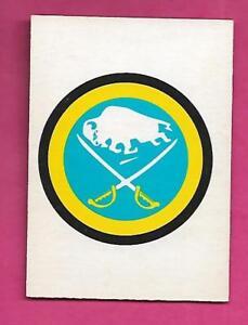 1977-78-OPC-324-BUFFALO-SABRES-TEAM-LOGO-EX-MT-CARD-INV-A9906