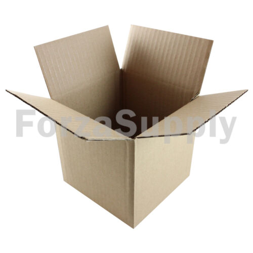 "150 5x5x5 /""EcoSwift/"" Brand Cardboard Box Packing Mailing Shipping Corrugated"
