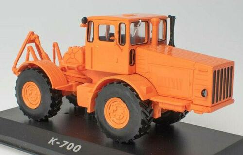 Kirowez K-700 DDR Radschlepper 1962-75 Russian Traktor Schlepper 1:43