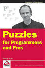 Puzzles for Programmers and Pros by Dennis E. Shasha (Paperback, 2007)