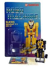 GOBOTS - SLICKS variant RM-32 Machine Robo Robot Go Bots BANDAI 1984 LOOSE
