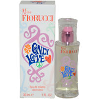 Miss Fiorucci Only Love by Fiorucci Parfums for Women - 1 oz EDT Spray