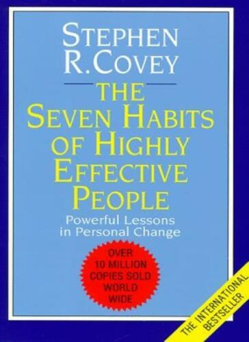 1 of 1 - The 7 Habits of Highly Effective People: Powerful Lessons in Pers ,.0671711172
