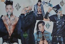 BIG BANG - A3 Poster (ca. 42 x 28 cm) - Clippings Fan Sammlung NEU