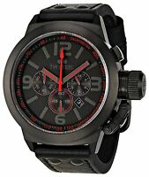 Tw Steel Canteen Cool Black Chrono Gents Watch Tw902 - Rrp £395 - Brand