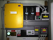 6kW Off Grid Solar Power System, 42kWh Battery Bank- Stand Alone SAPS Installed