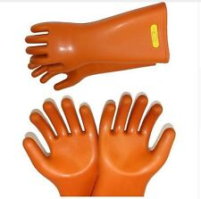 High Volatage Electrical Electrician Safety Work Gloves Insulation Protective