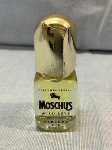 Nerval Moschus Wild Love Perfume Oil Parfum, Rarität