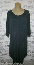 traumhaftes, luftig leichtes Oversize Ballon-Kleid SPLENDORE STELLA antra 48-56