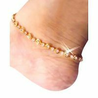 New Fancy Design anklet (payal) in golden color