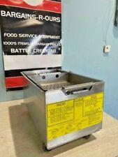 Frymaster Commercial Stainless Steel Oil Filtration Unit For Fmh250sc Fryer