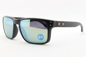 6146b7261d0 Image is loading new-Oakley-Holbrook-9102-50-Polarized-Sports-Cycling-