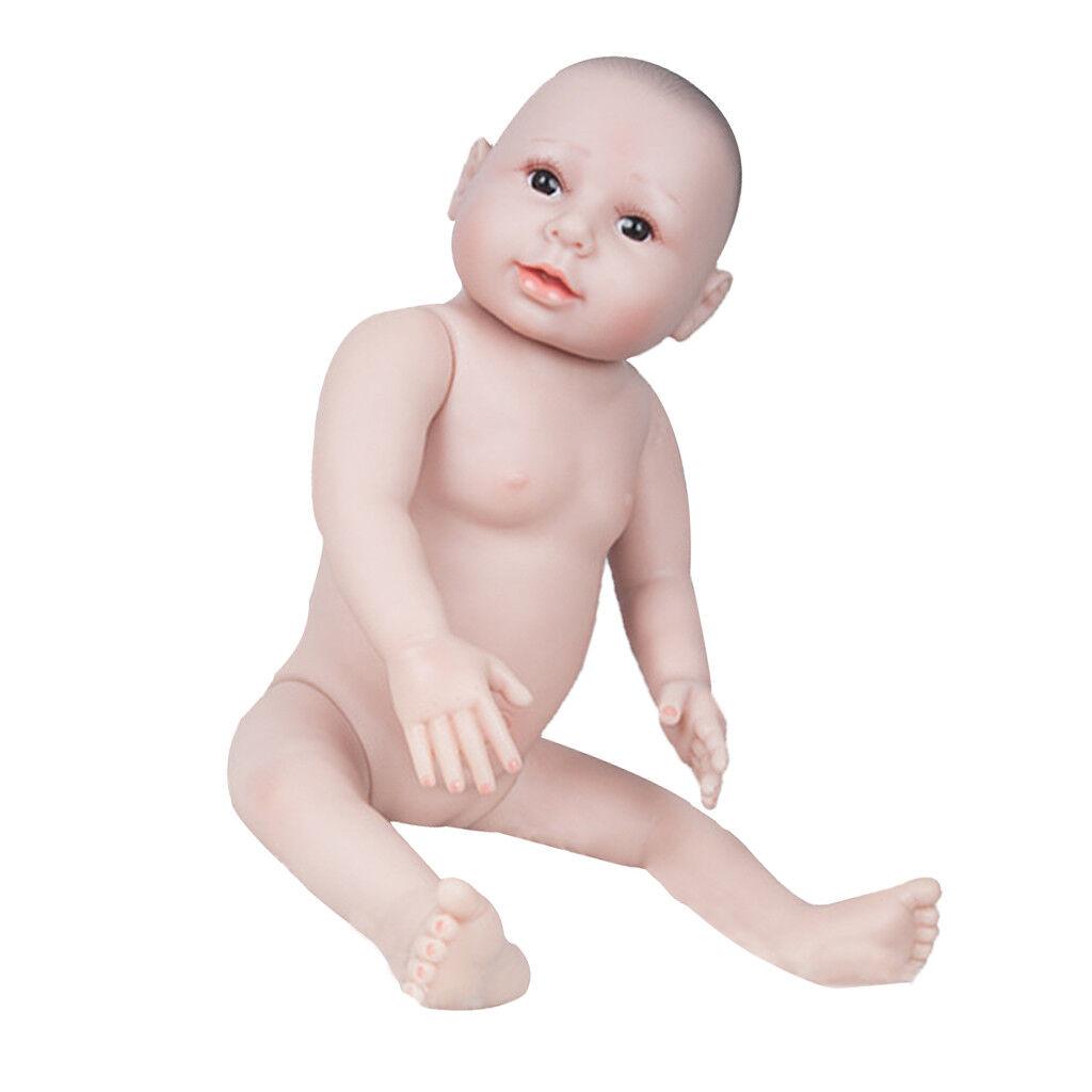 26'' Vinyl Newborn Baby Doll Realistic Looking Reborn Doll Baby Toddler Toys