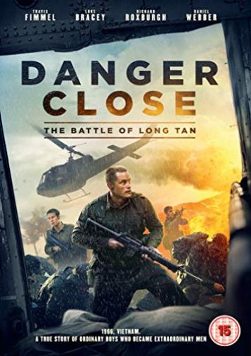 DANGER CLOSE DVD NEW