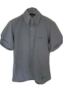 Mens-MAN-by-VIVIENNE-WESTWOOD-short-sleeve-shirt-size-small-medium-RRP-260