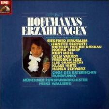 """12"""" 3 LP Box Offenbach Hoffmanns Erzählungen Chor des Bayerischen Rundfunks"""