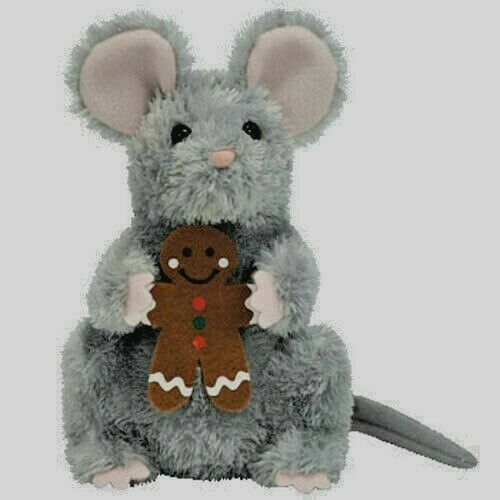 TY Beanie Baby - STIRRING the Mouse (5.5 inch) - MWMT