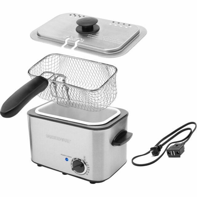 1.1 - Liter Deep Fryer