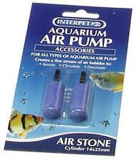 Interpet Aqua Air Stones Fish Tank Aquarium 145mm x 25mm