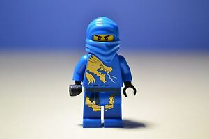 Details About Lego Ninjago Jay Dx Minifigure Blue Ninja 2521 2519