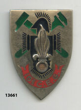 Insigne , 16  Cie. d?Entretien du Génie Légion  , ( ARGENT )
