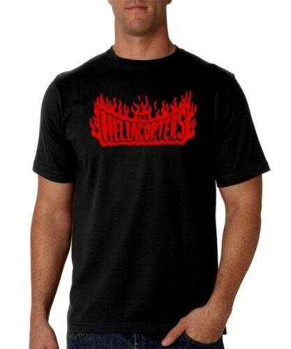 Camiseta hombre chico HELLACOPTERS T shirt men hard rock heavy different sizes