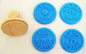 Eddingtons-Cookie-Biscuit-Icing-Pastry-Stamps-Set-of-4-Blue-Home-Baked-Baking