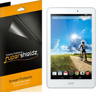 3x Supershieldz Hd Clear Screen Protector For Acer Iconia Tab 8 A1-840 / A1-850