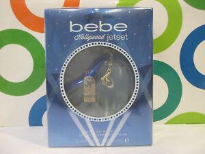 52398c2d18e BEBE ~ BEBE HOLLYWOOD JETSET EAU DE PARFUM SPRAY ~ 3.4 OZ SEALED BOX ...