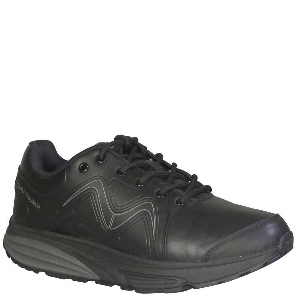 Mbt Simba Trainer Men's [ nero nero ] Walking - M700860-257F
