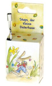 Kurbelwerk Spieluhr Rolf Zuckowski Weihnachsbäckerei Drehorgel Ich schaff das