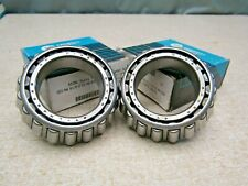 Bca Federal Mogul Usa Lm48548 Timken Tapered Roller Bearing Lot Of 2 Pc