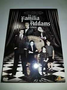 The-Adams-Family-1964-Discontinued-562-Minute-DVD-Condition-Very-Good-Complete