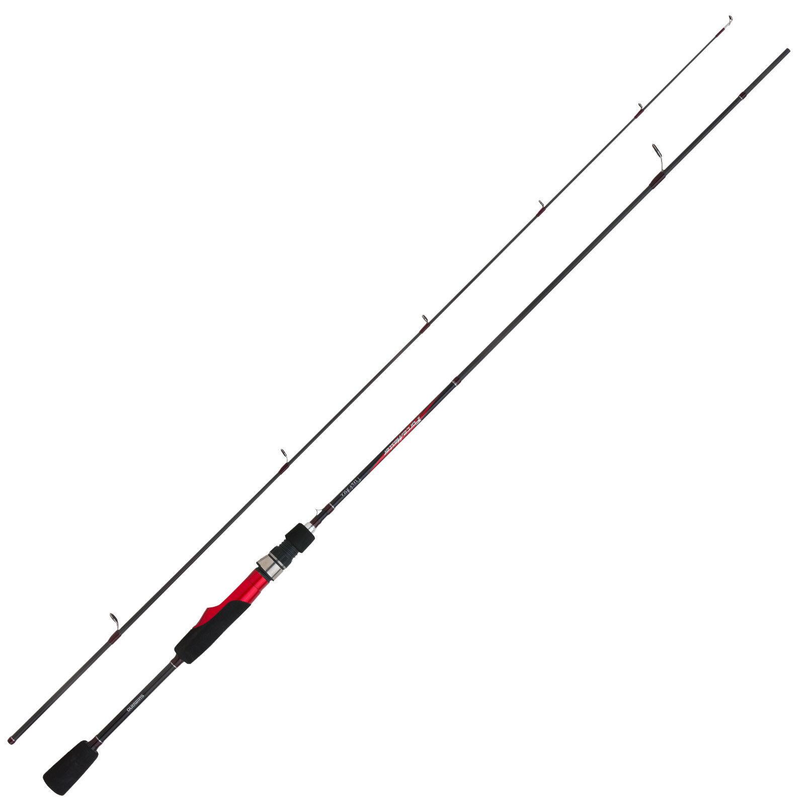 Shimano trote stadia canna da 1,98m pesca-Forcemaster Trout area 195sul 1,98m da 0,5-3,5g 938130