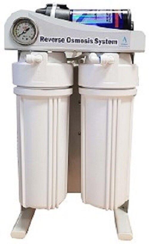 5 marches Osmose Inverse appendice 400 GPD Osmose Inverse insTailletion Filtre à Eau eaux usées épargnants